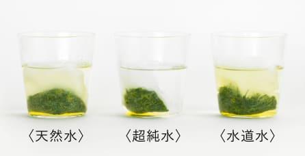超純水の効果
