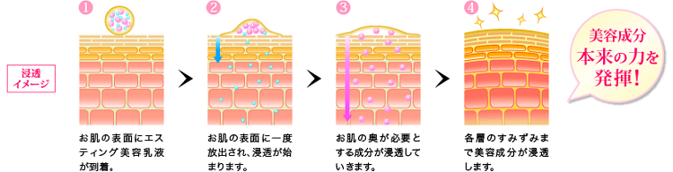 麻布十番塩澤式【エステティング美容乳液&美容水】の効果