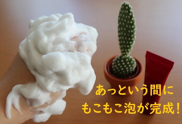 クレイ洗顔料「アラプラス ピュアクレイウォッシュ」