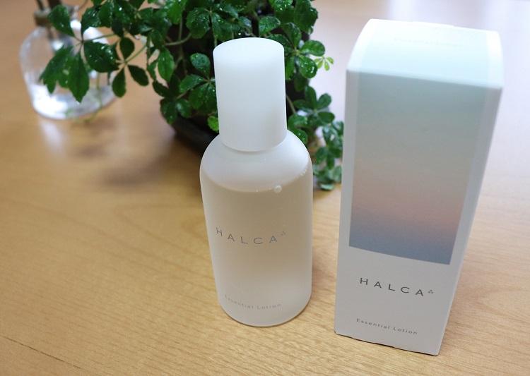 HALCAエッセンシャルローション(美容液水)